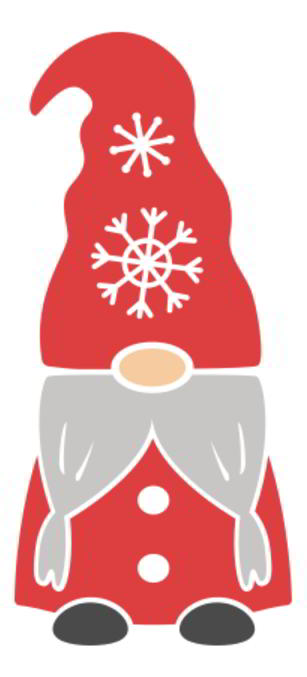 Merry Gnomes SVG
