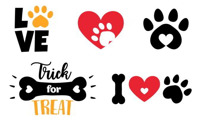 Dog Lovers Bundle SVG