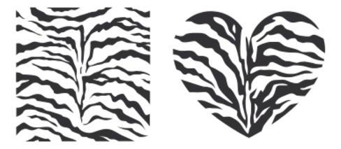 Zebra Pattern SVG