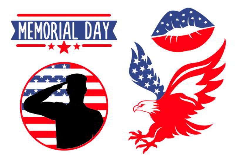 Memorial Day SVG